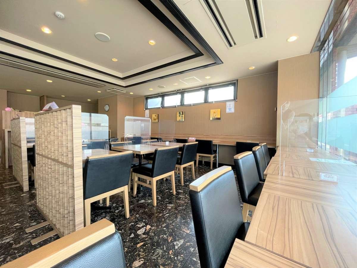 ◎レストラン花茶屋
