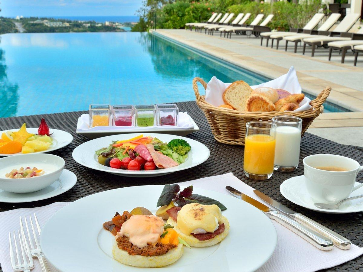 ファインダイニング朝食
