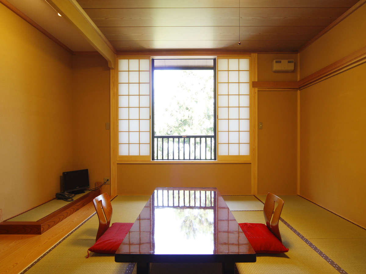 ≪新館:和室≫洗面所・トイレ付きの過ごしやすいお部屋