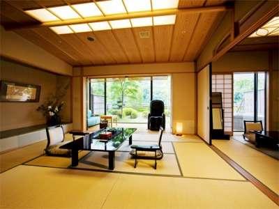 【飛天館】5階・露天風呂付客室