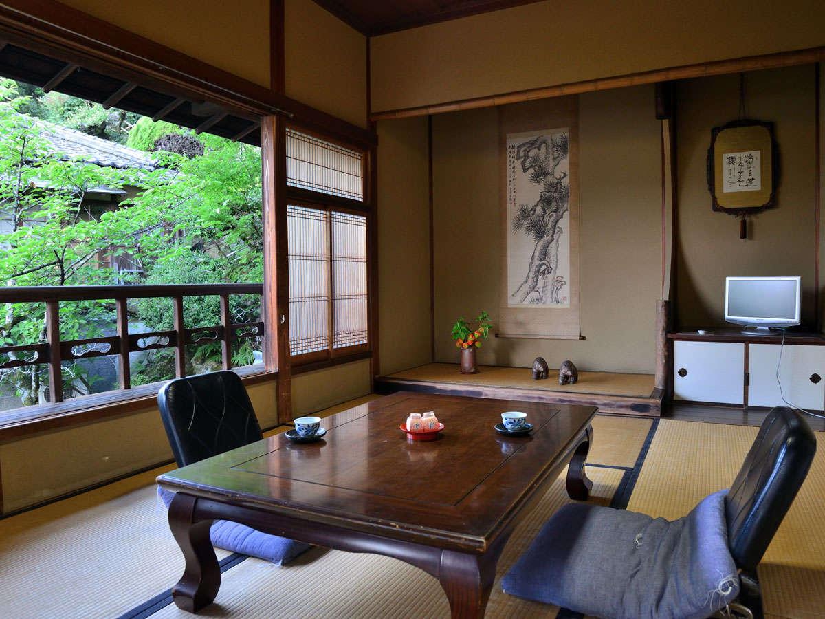 Kurashiki teien-ryokan BINGOYA