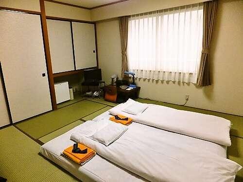 呉市内中心部には希少な和室もあり!! 週末は観光客で争奪戦♪ 人気のお部屋です!!