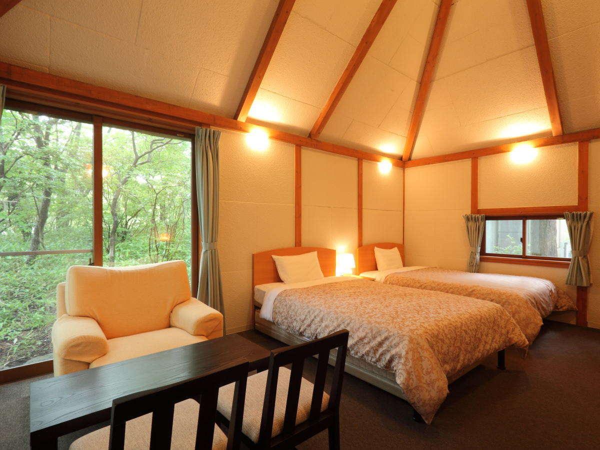 ふくろうの森 宿泊施設 【公式】ホテルサンバ …