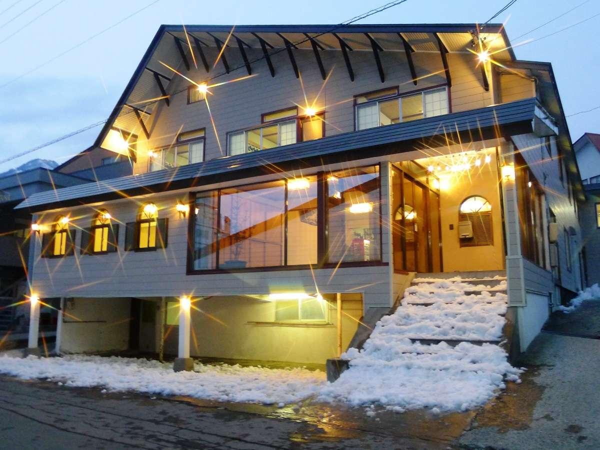 スキー、スノーボードや高原レジャーに最適なロケーション。