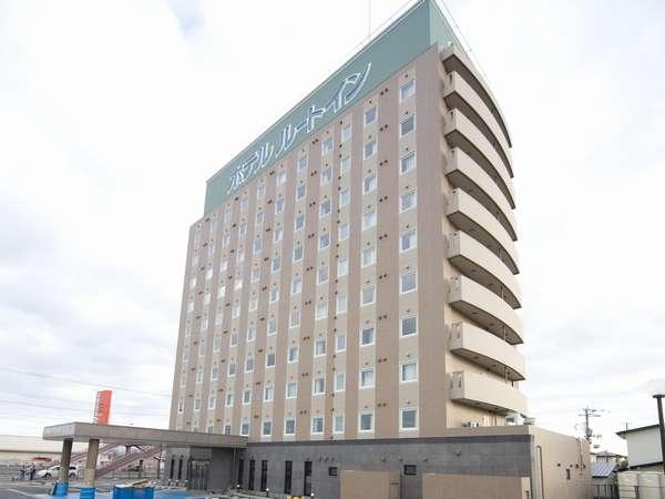 【ホテルルートイン能代】市内で一番新しいホテル★白神山地&男鹿半島ならここ!!