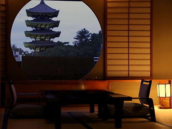 【和洋室~絶景ビュー~】~和と洋、それぞれの洗練と粋が寛ぎを深める~