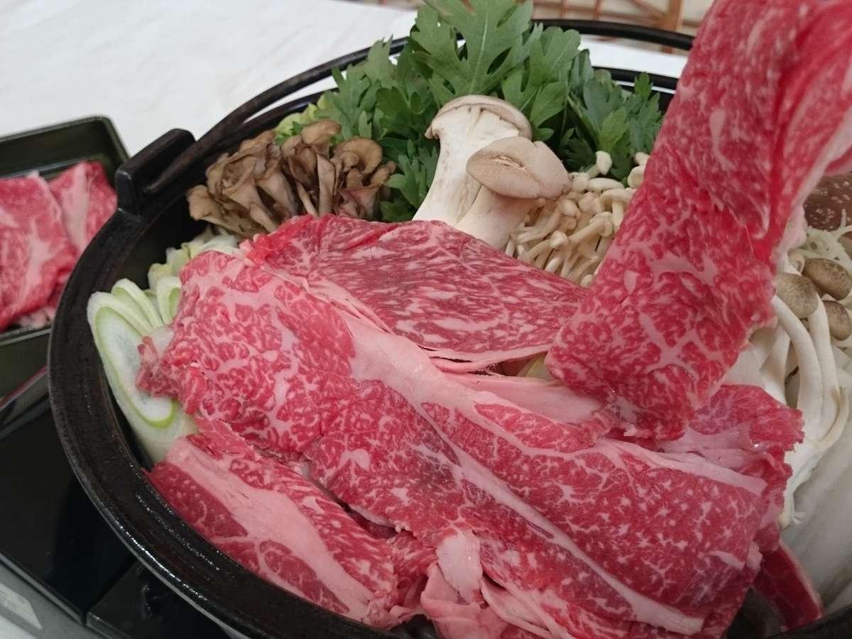 牛すき焼き2