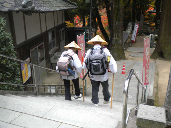 四国八十八か所の最終礼所。「大窪寺」で結願を果たした後に是非お立ち寄りください♪