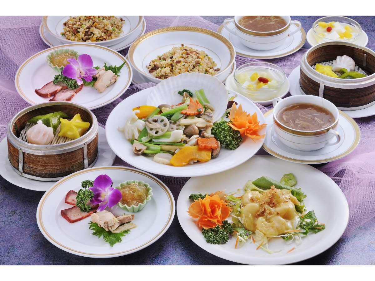 【レディースコース】ディナー