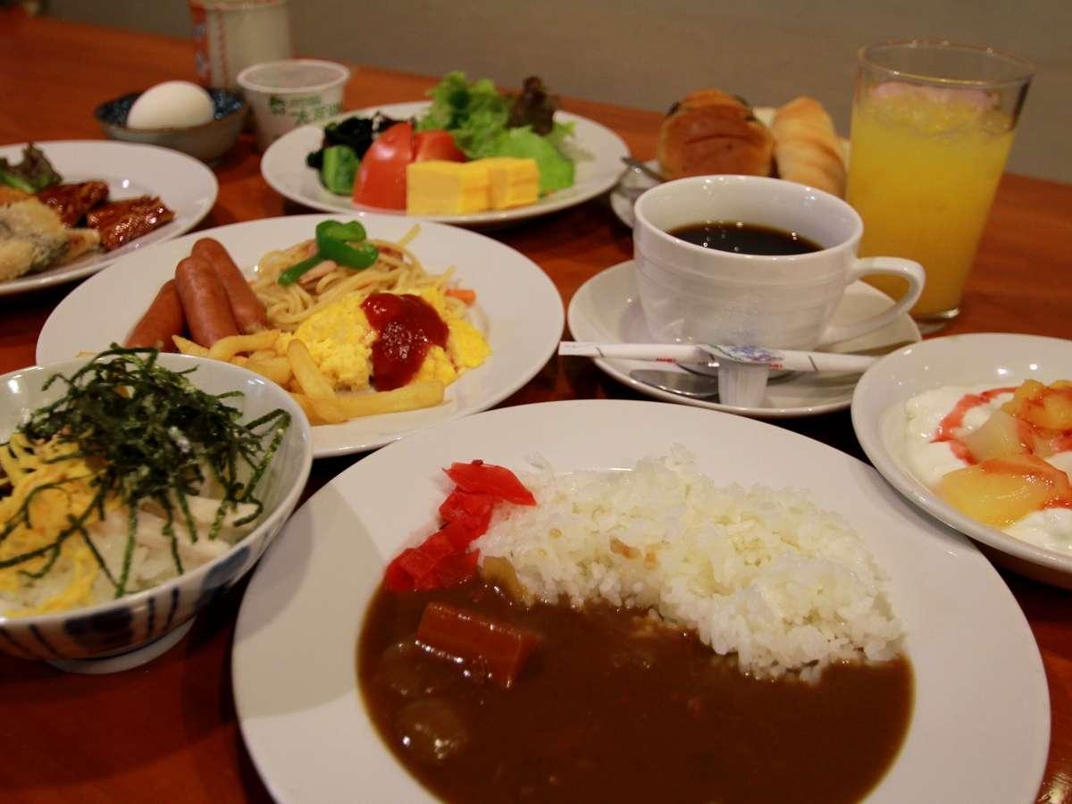 ご朝食(ビュッフェ)