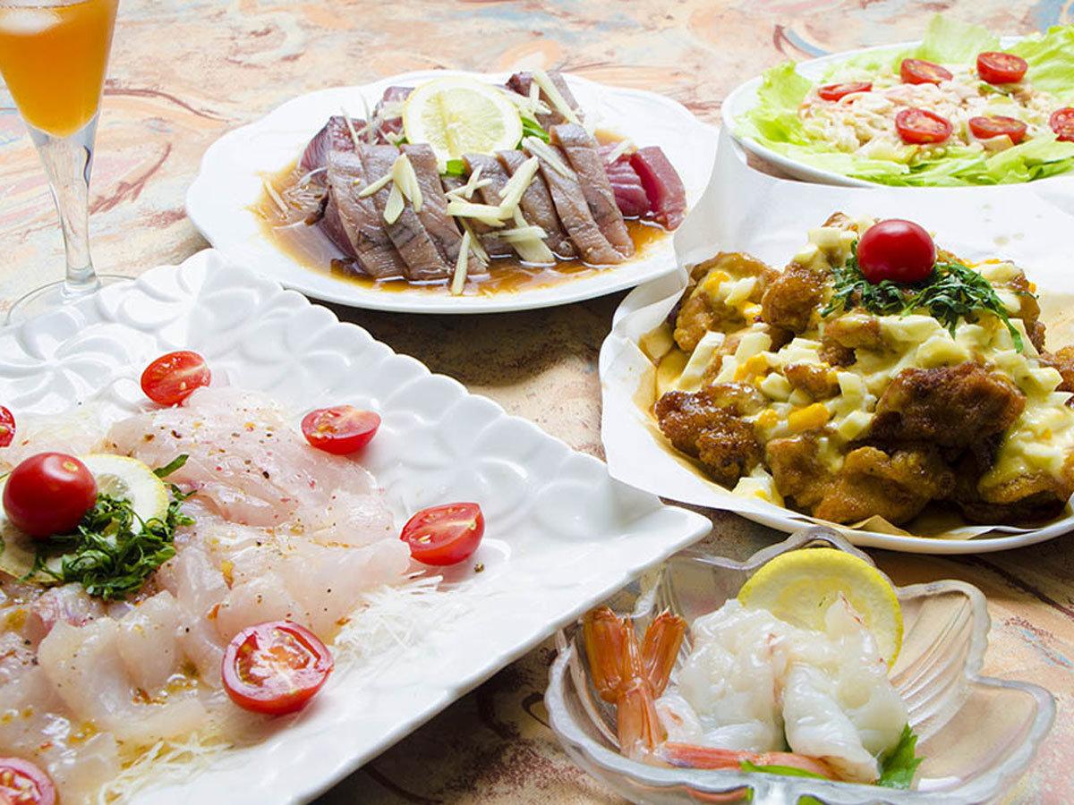 【夕食一例】当宿の主人がこだわって作る創作イタリアン・ジビエ料理が自慢☆