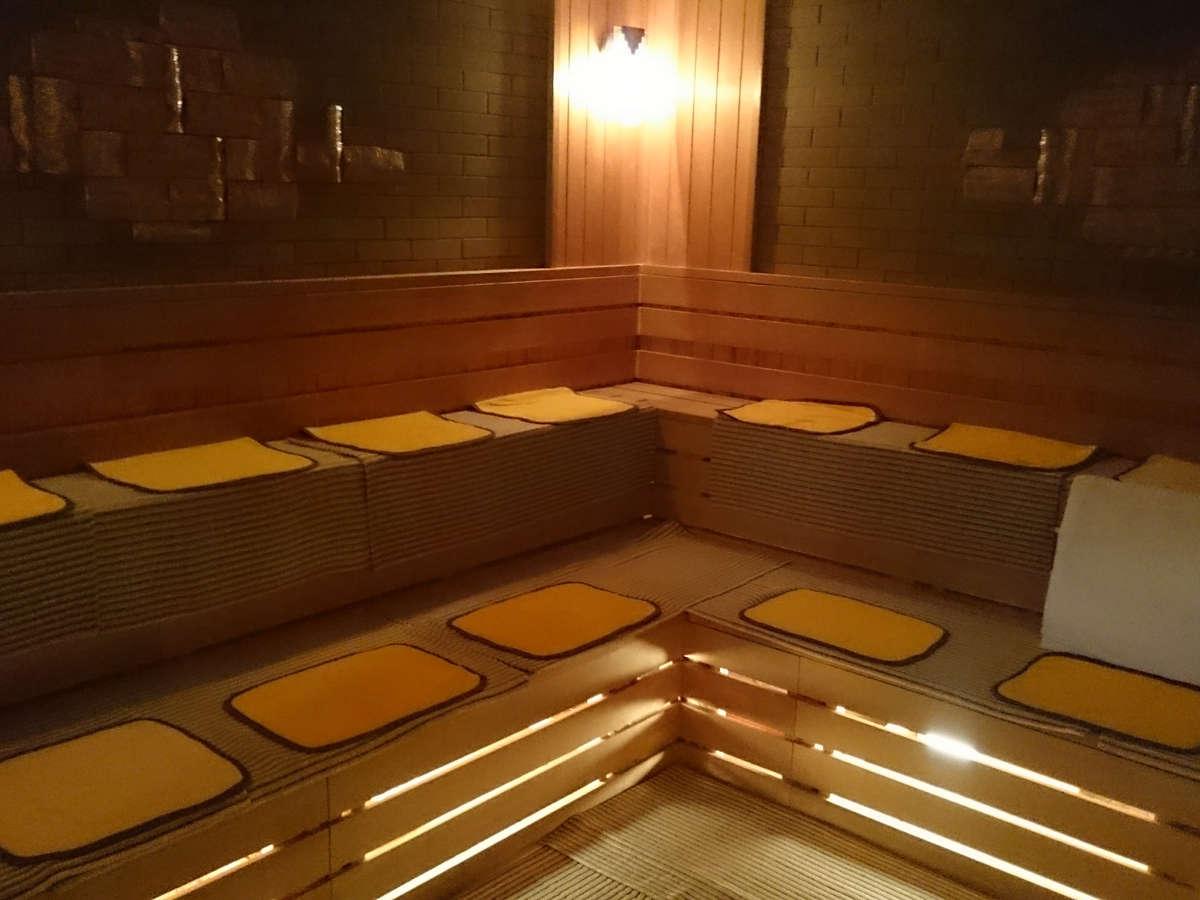 Hiroshima New Japan EX (Capsule hotel Sauna spa for men)