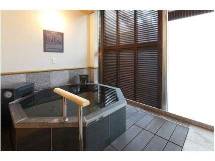 家族風呂※1時間2860円気兼ねなく個室で温泉を堪能ください