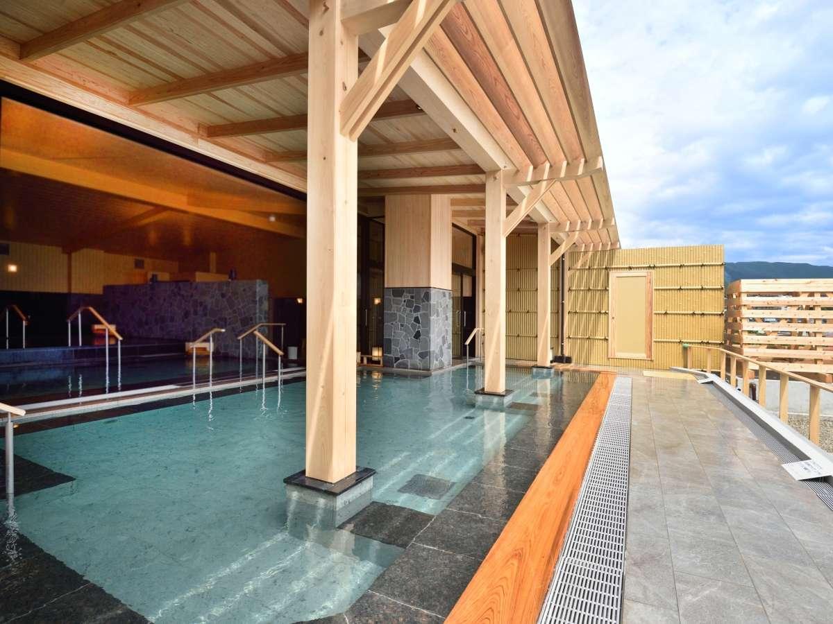 本館B1F 大浴場「みどり湯」※営業状況によりご利用いただけない場合がございます。
