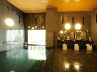 ◎ラジウム人工温泉「旅人の湯」で手足を伸ばして旅の疲れもスッキリ♪深夜2時まで、朝は5時から利用可