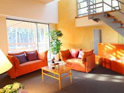 居心地を追求した各種雰囲気の異なるお部屋