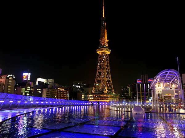 名古屋のシンボル『名古屋テレビ塔』