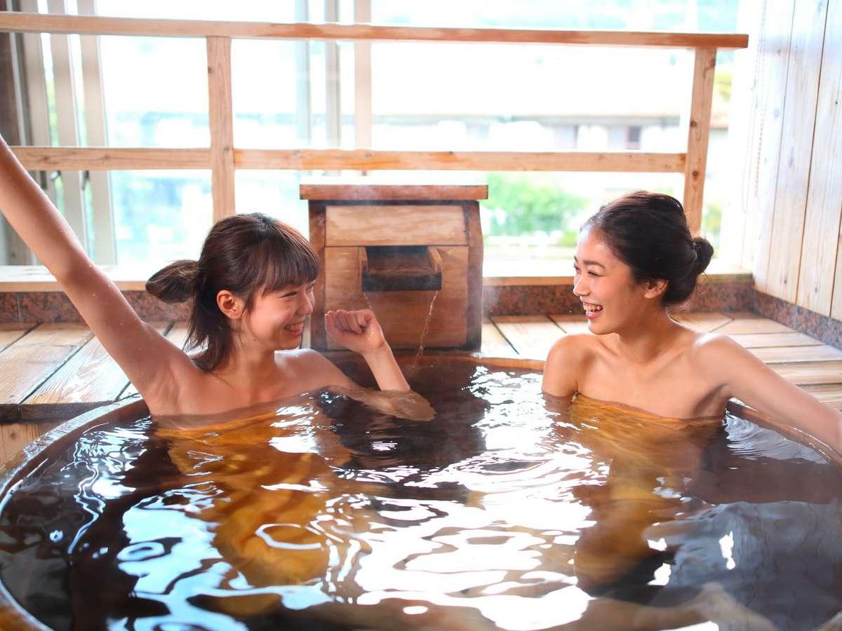 嬉野温泉ならではの泉質をゆっくりお楽しみください!