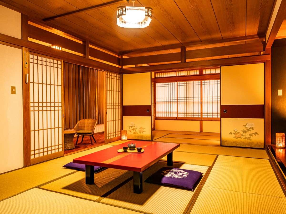 ランクアップ和室 ※客室の一例