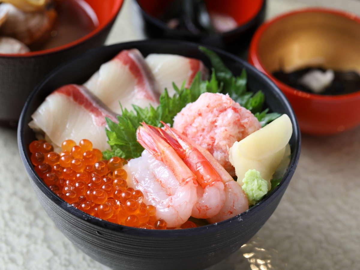 ■ご当地メニュー■海鮮丼※イメージ