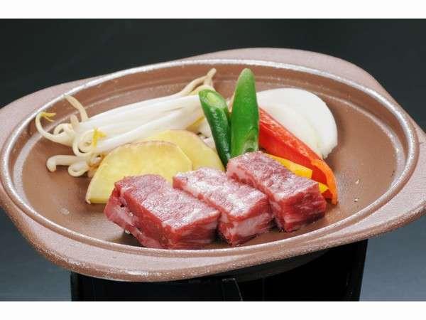 小鍋料理 【お勧め黒毛和牛陶板焼き】イメージ写真