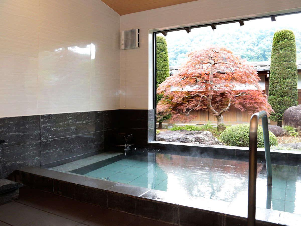 【別邸貸切風呂】ご宿泊のお客様様は無料でご利用いただけます。