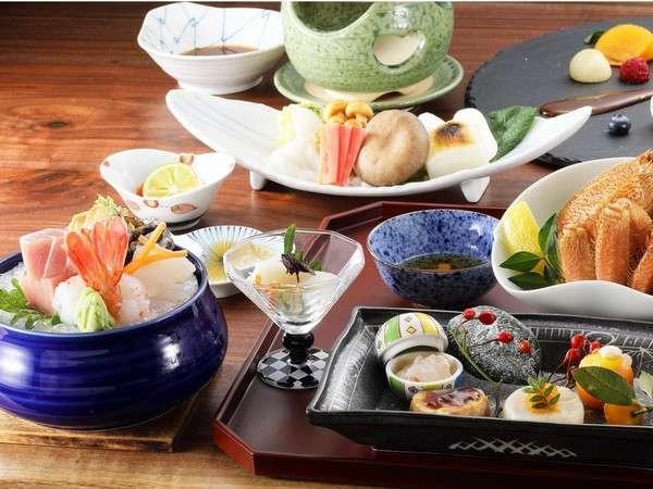 【会席】食事処夕食イメージ2
