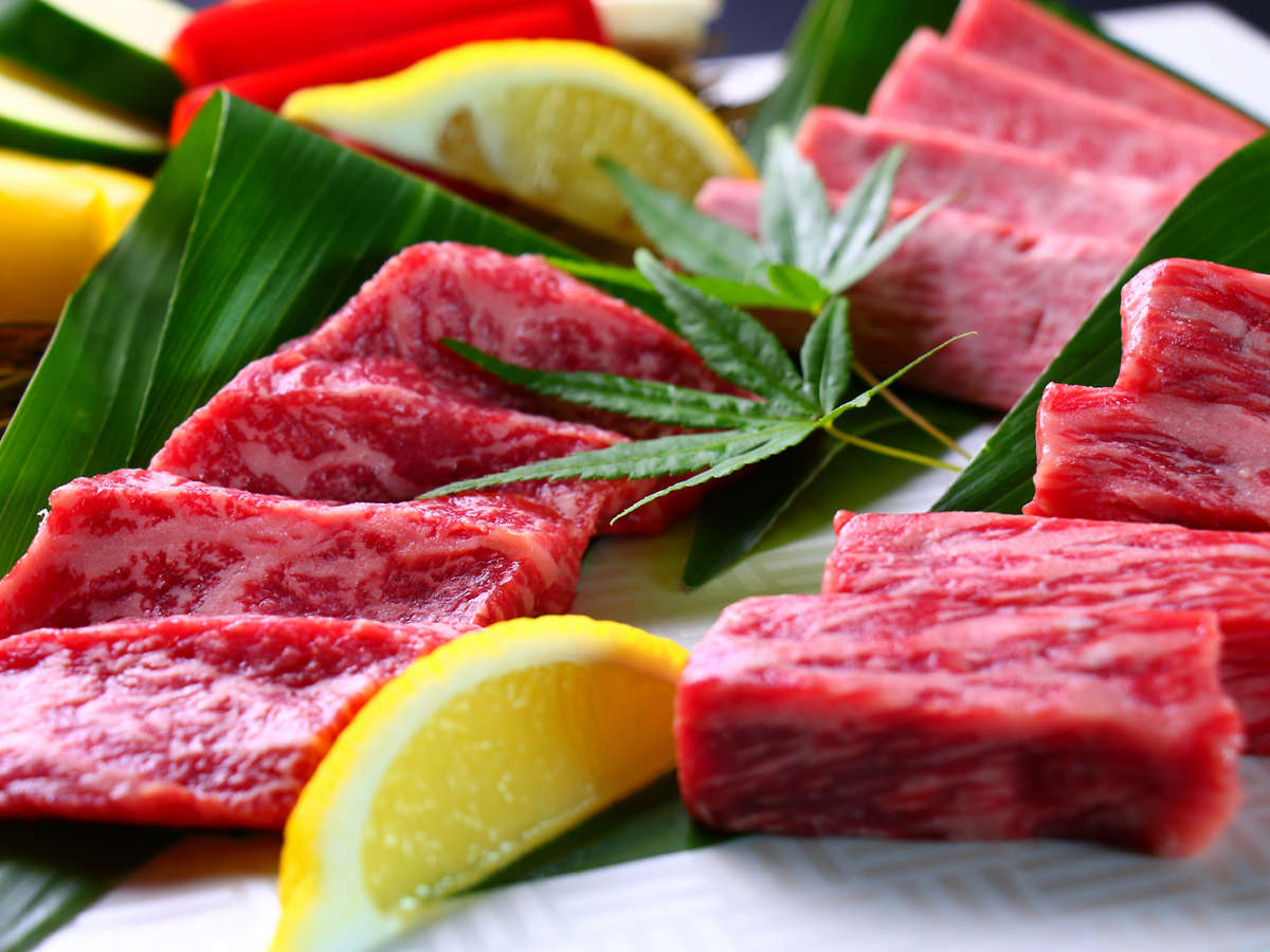 「やまが和牛A5ランク部位食べ比べ」脂、旨味、風味がバランスよくふくまれたとろけるような味わい