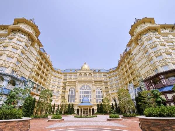 東京ディズニーランドホテル外観(イメージ)(C)Disney