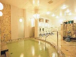 天然温泉女性風呂