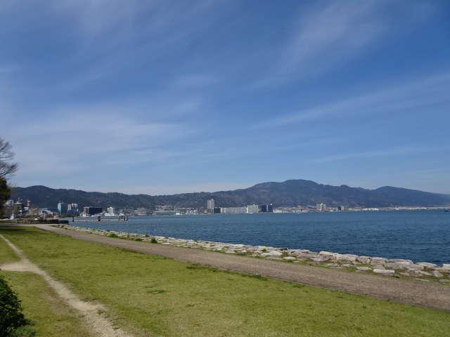 琵琶湖岸①