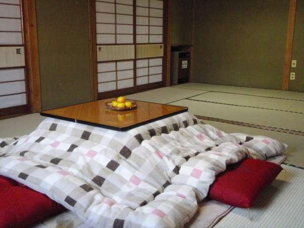 和室一例広いゆったりと