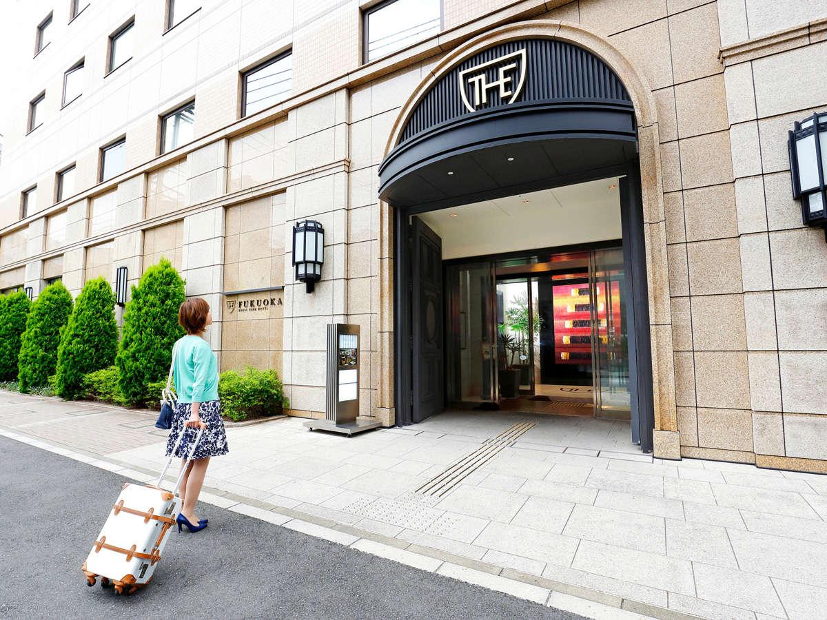中洲・博多・天神の宿泊スポット ロイヤルパークホテル・ザ・福岡