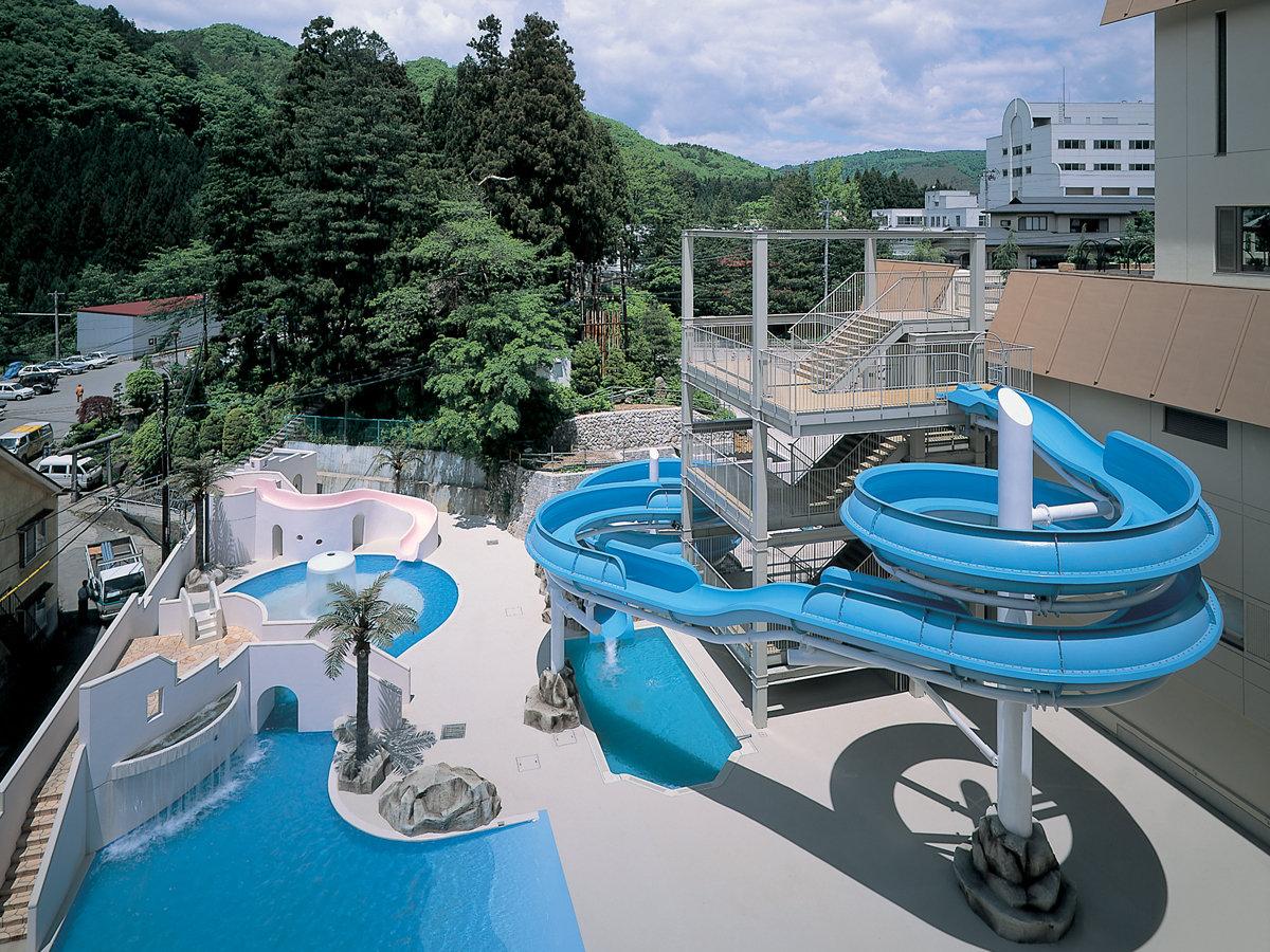 湯の杜ホテル志戸平(岩手県)
