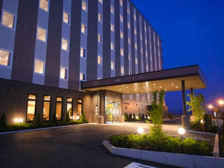 ホテルルートイン大船渡 2016年にOPENしたホテルです!