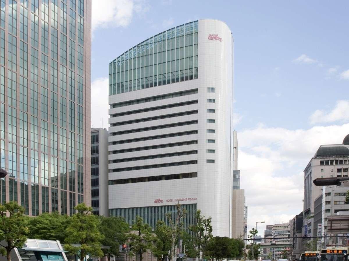 ホテル エルセラーン大阪 外観