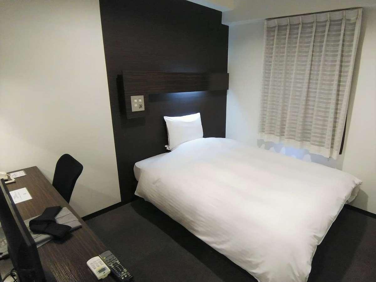 シングルルーム/ダブル可能◆部屋の広さ15㎡