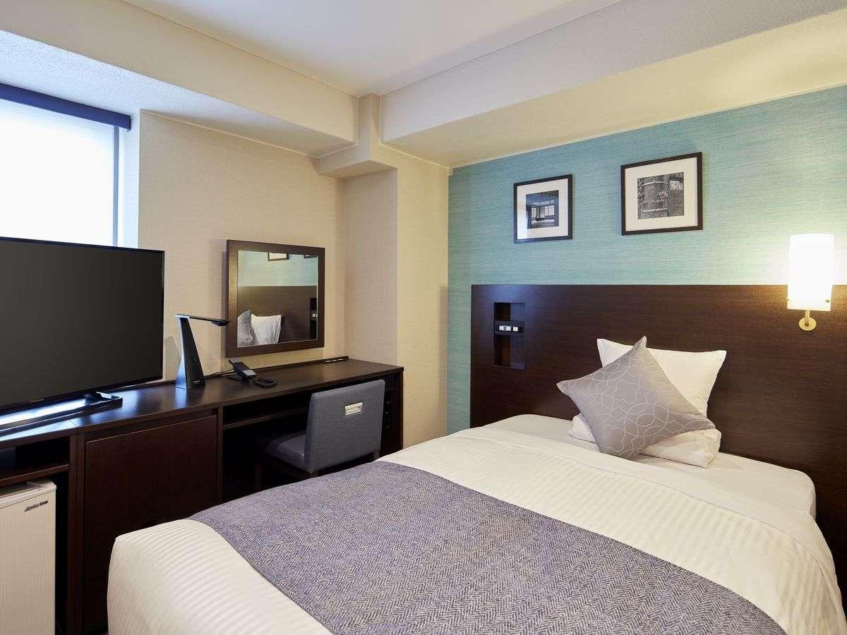 広さ:11平米 ベッド幅:110cm×1台