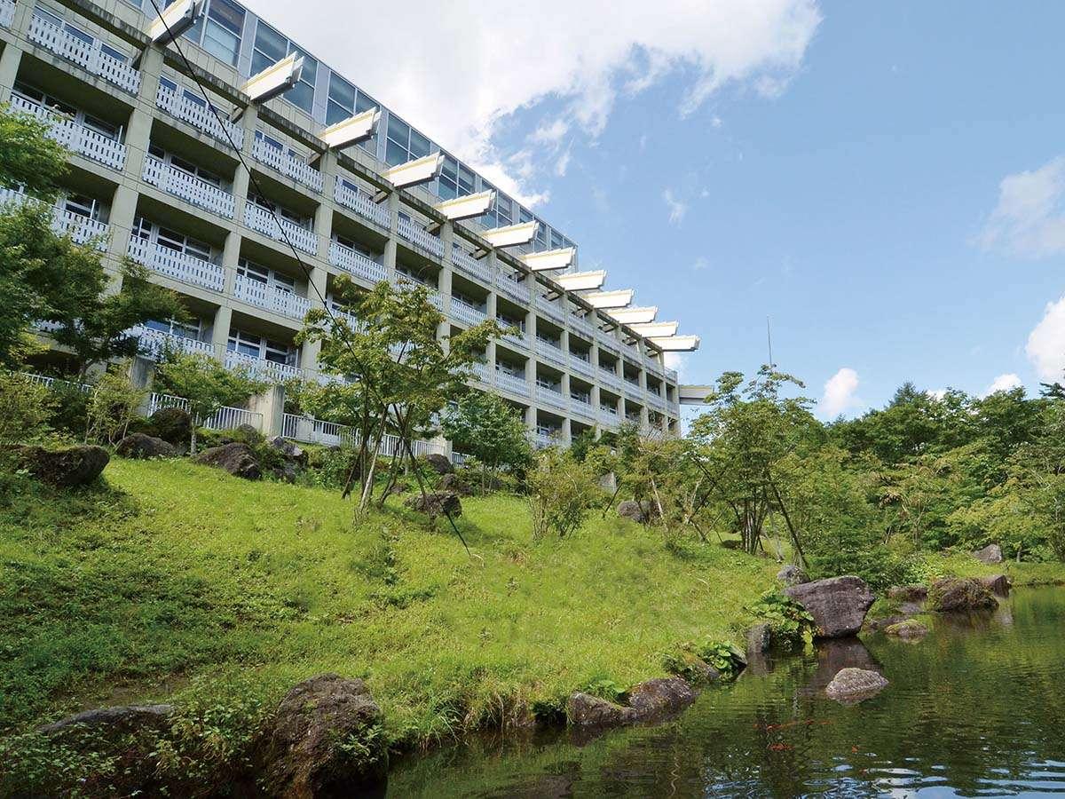 プリツカー賞を受賞の世界的建築家。ロバート・ヴェンチューリが設計したポストモダン建築の建物です。