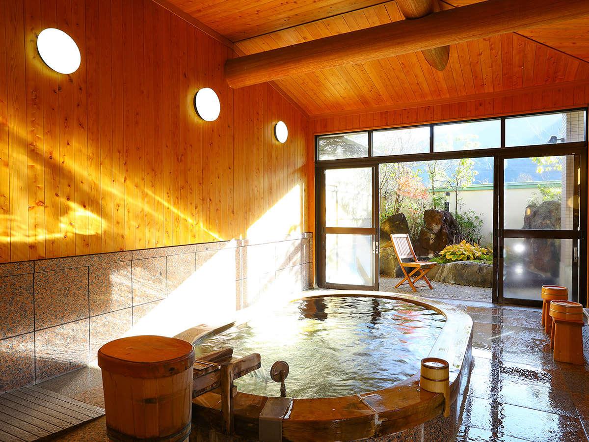 貸切風呂:爛漫の湯