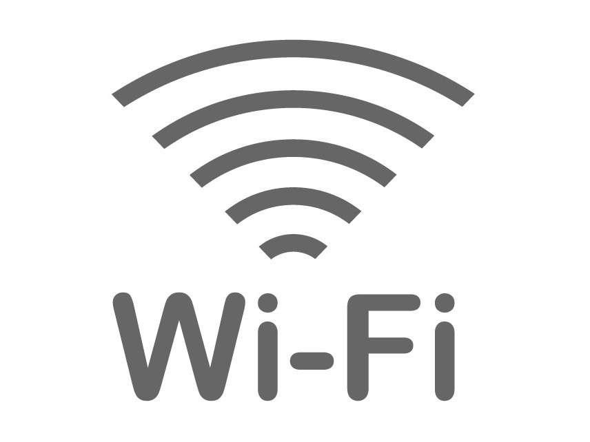 全客室対応Free Wi-Fi