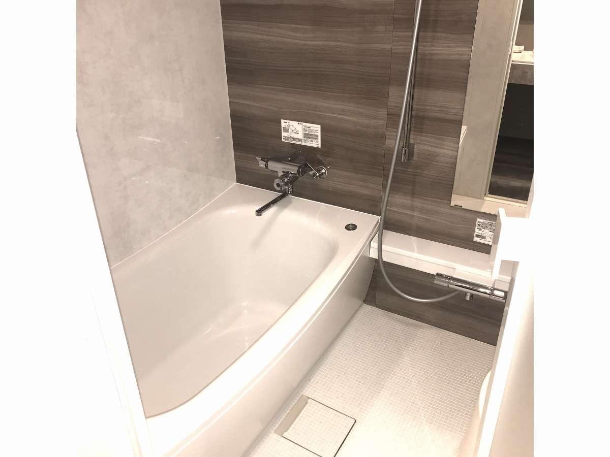 ツインルームのお風呂です♪