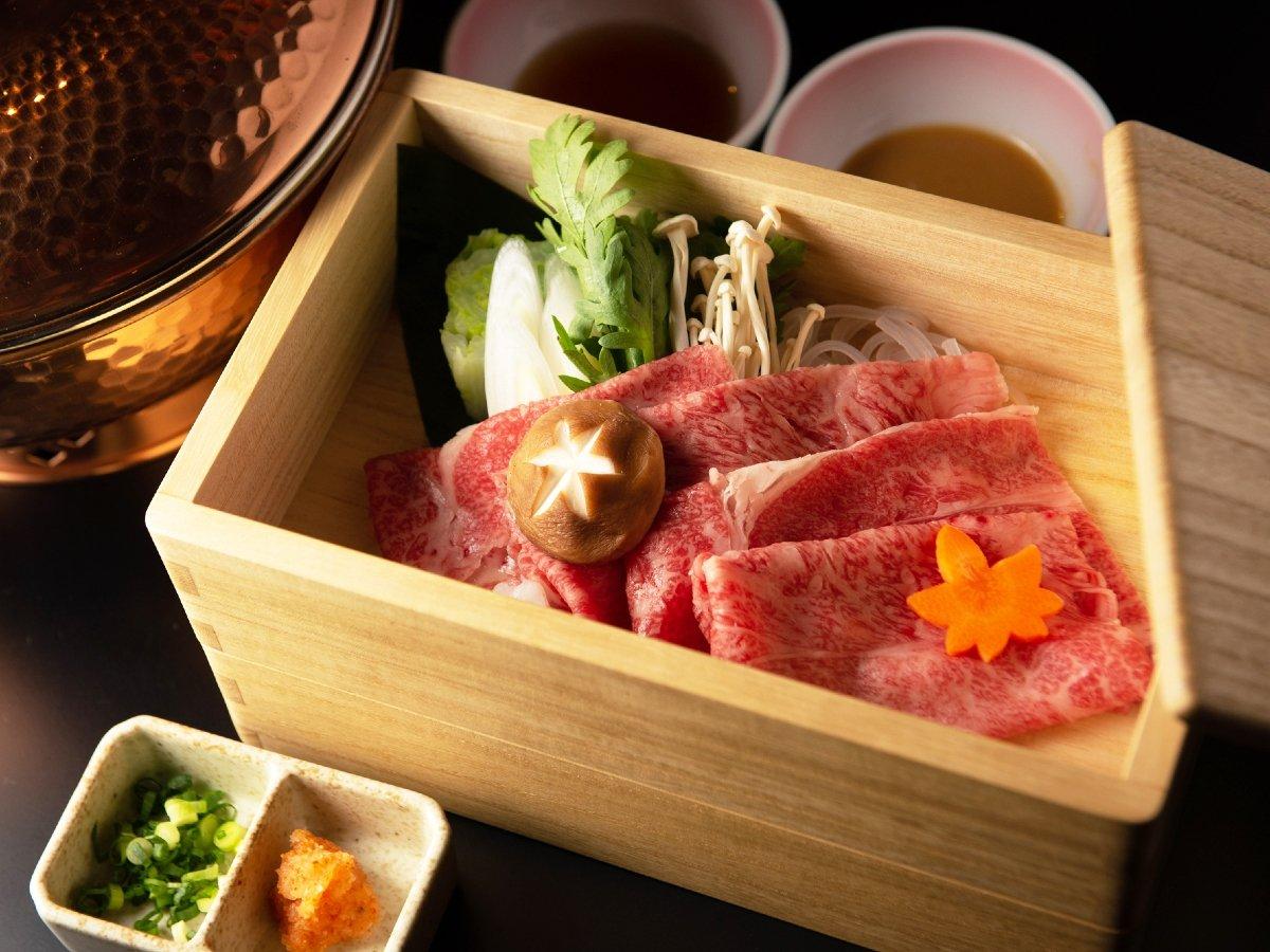 【日本海美食旅】にいがた和牛のしゃぶしゃぶ
