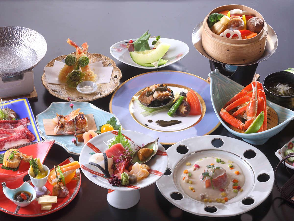 *【新潟たべなせプラン】料理一例(2016年4月~)