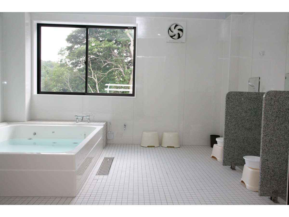 浴室(男女別)