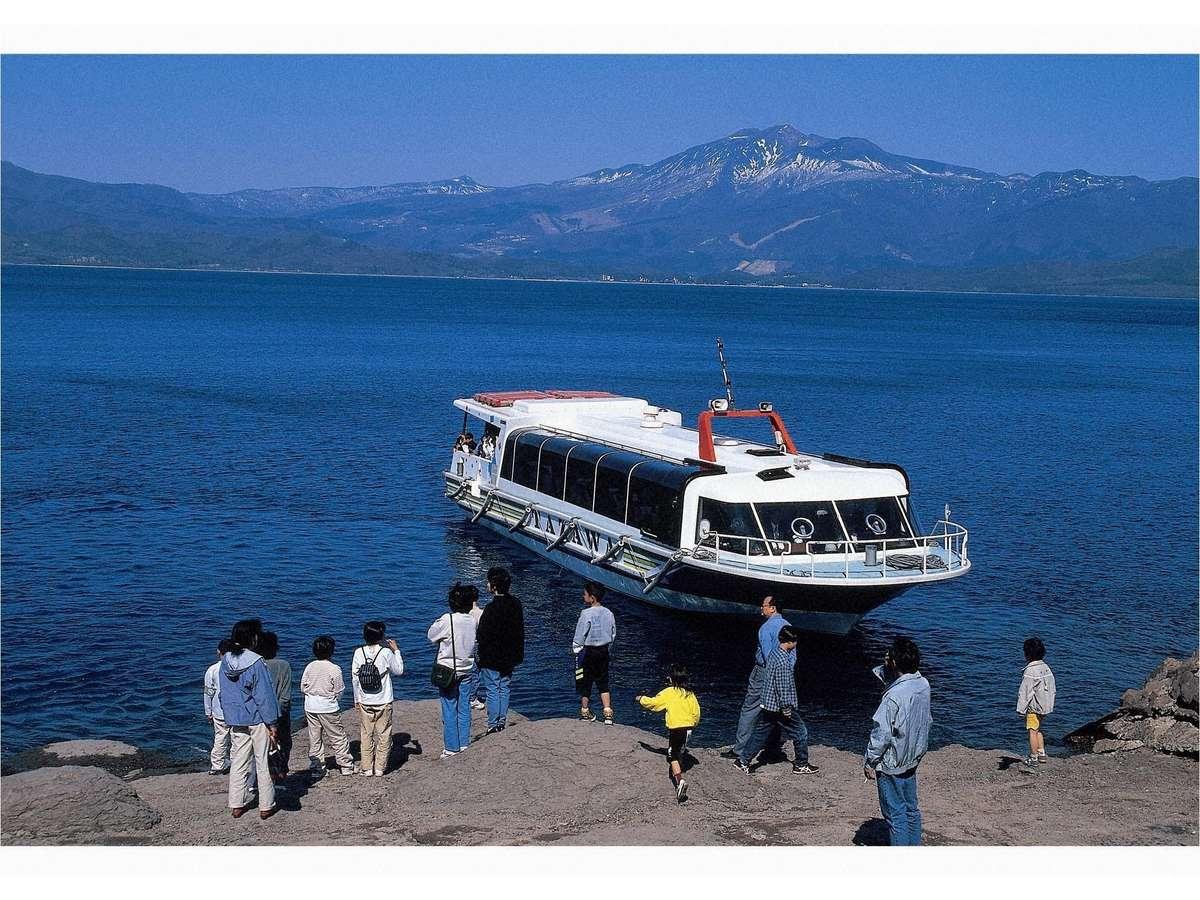 ◆田沢湖遊覧船 ドーミーイン秋田より車で1時間20分!