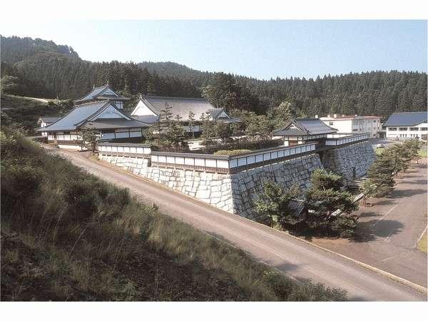 ◆亀田城 ドーミーイン秋田より車で45分!