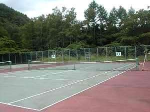 市営テニスコート