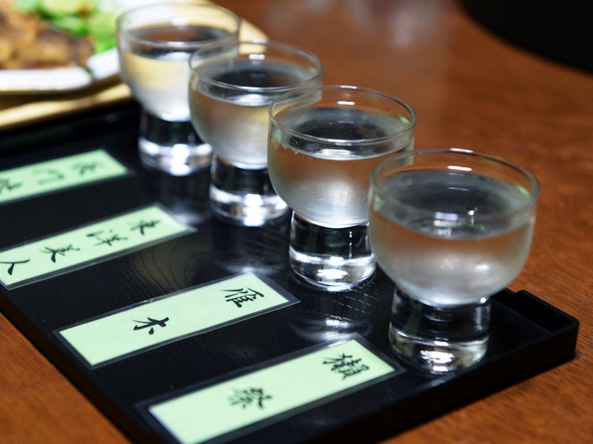 *【日本酒】主人が選んだ山口の地酒、『獺祭』・『雁木』・『東洋美人』などもお楽しみいただけます♪