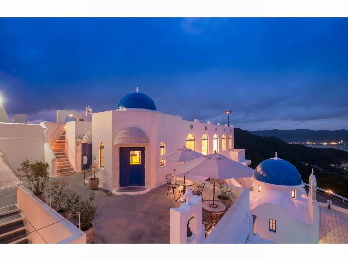 Villa Santorini Hotels Rooms Amp Rates Susaki Tosa